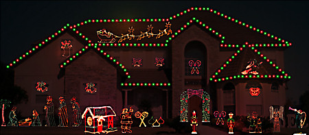 Holiday Lights Designer