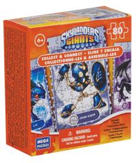 SKYLANDERS 50-teiliges Puzzle