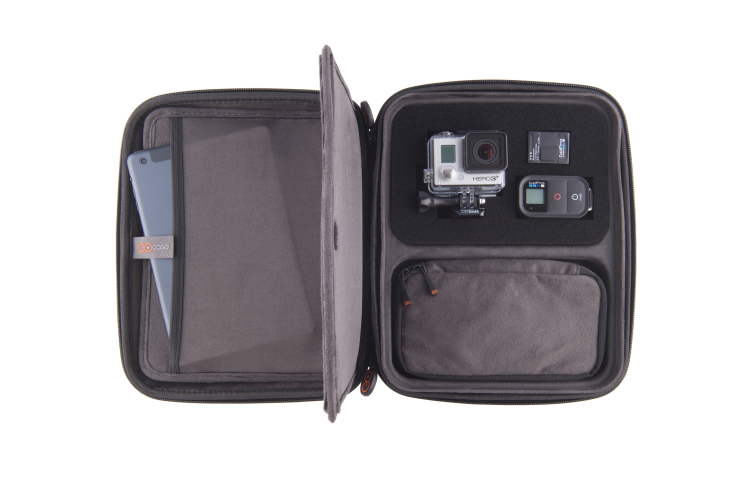 H4-PRO with Tablet Pouch